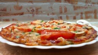 НОВЫЙ рецепт из КАБАЧКОВ!!!! Вкусная Сочная Пицца!!!! ВКУСНЯТИНА!!!