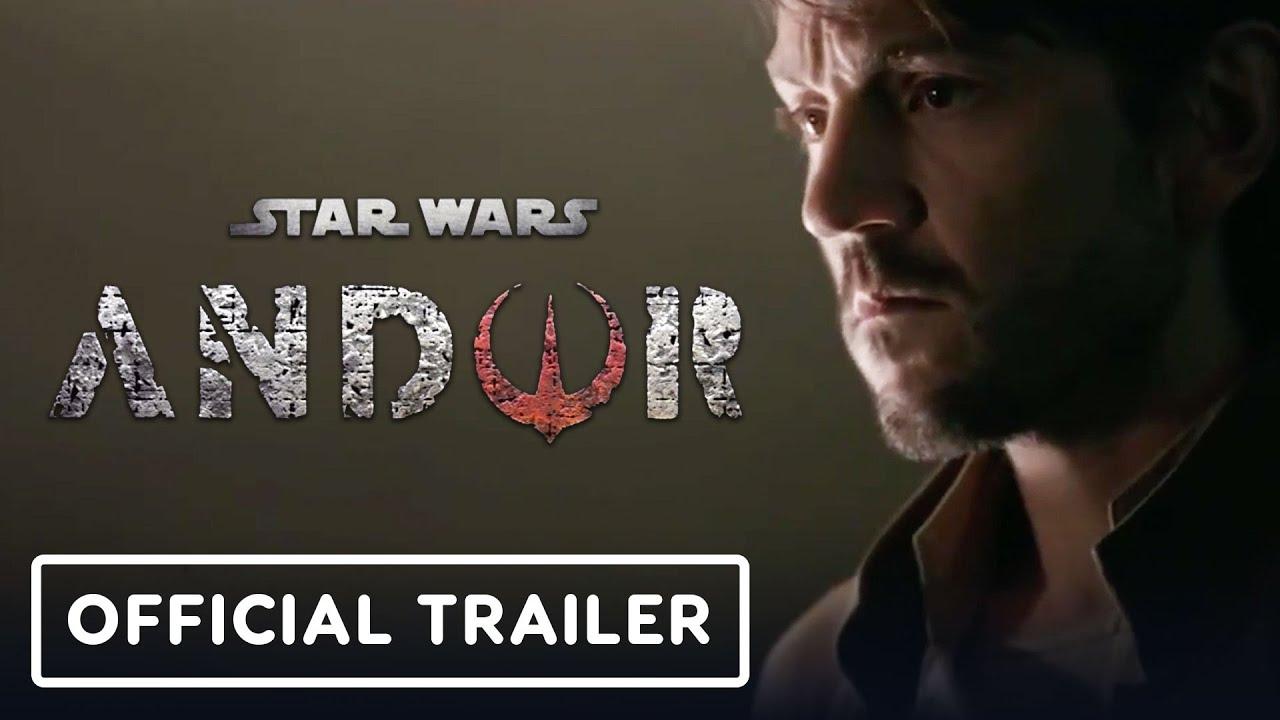 Download Star Wars: Andor - Official First Look Trailer (2022) Diego Luna