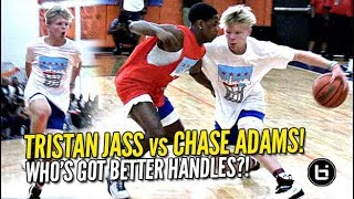 Tristan Jass vs Chase Adams! Who's Got The BEST HANDLES?! Full Highlights!