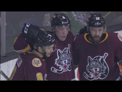 Game Highlights April 2 Chicago Wolves vs. Charlotte Checkers
