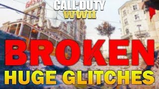 The Game Is Broken - Huge Glitches & Bugs Are Plaguing COD WW2
