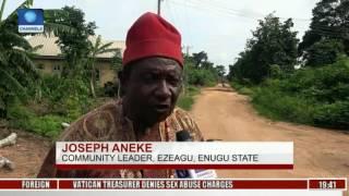 An Ezeagu Community in Enugu State decries the abandonment of a maj...