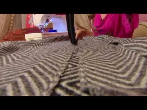 Выкройка юбки своими руками методом макетирования Как сшить юбку .