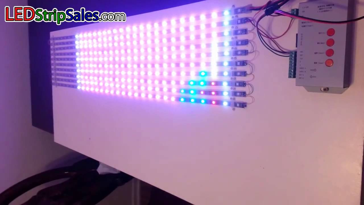 Ws2812b ws2811 ic 5v rgb magic color series programmable led ws2812b ws2811 ic 5v rgb magic color series programmable led flexible strip lights project show aloadofball Images