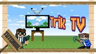 Minecraft PE - Cara Membuat TV!