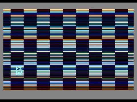 Filla! (256b Atari XL/XE intro)