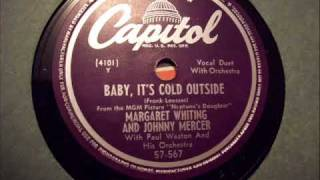 Baby It's Cold Outside 78 rpm Thumbnail