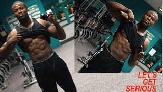 WHY THE SAUNA IS GREAT FOR WEIGHT LOSS | 6 DAYS OUT | LET'S GET SERIOUS 25 | Xavier Thompson
