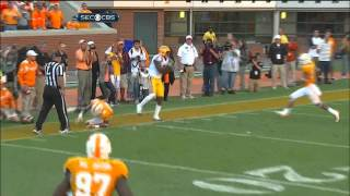 Rueben Randle vs Tennessee and West Virginia