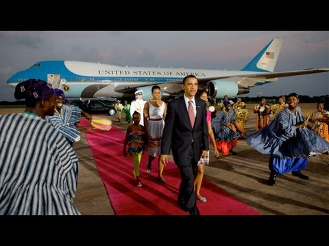 From the Archives: President Obama's Trip to Ghana