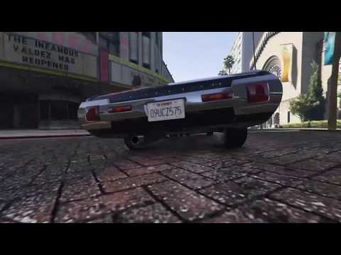GTA V Drifting (no mods other than power)