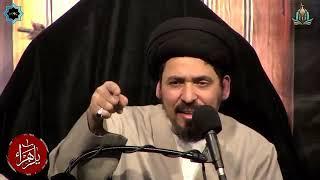 السيد منير الخباز - كيف تكون السيدة فاطمة الزهراء عليها السلام  ليلة القدر