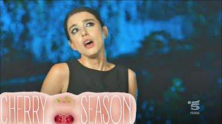 cherry season oyku fa la serenata ad ayaz e finalmente si dichiara