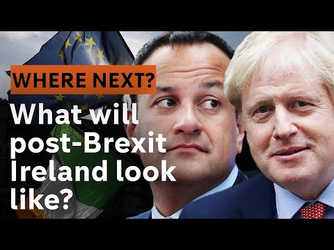 What will post-Brexit Ireland look like?