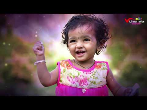 Kitne Dino Ke Baad Ghadi Ye Aayi .rutwika Birthday Song Vighnaharta Studio Vaijapur