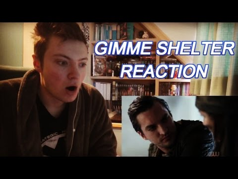 THE 100 - 4X07 GIMME SHELTER REACTION