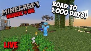 Minecraft Hardcore - Minecraft 1.16 Hardcore Live Stream! Looking for netherrite!