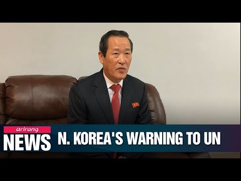 N. Korea warns U.S., European nations against UN Security Council meeting on missile tests