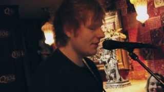 Ed Sheeran No Diggity Thrift Shop Mash Up Q104 Coffeeshop Performance