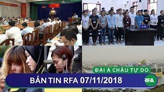 Sắp xử phúc thẩm 15 người tham gia biểu tình chống luật đặc khu ở Biên Hòa
