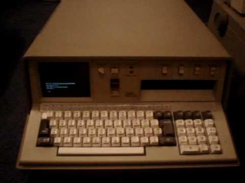 IBM 5100 and IBM 5103 printer