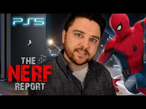 Playstation 5 Rumors, New PUBG Map, and Spiderman News - The Nerf Report Ep.46