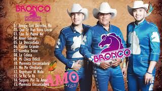 Bronco Éxitos Mix 2021 | 30 Super Romanticas Lo Mejor de Bronco