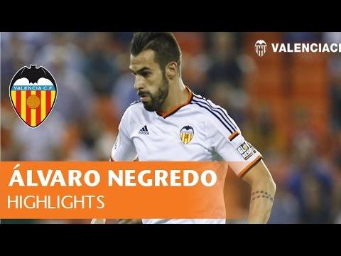 ÁLVARO NEGREDO HIGHLIGHTS | Valencia CF: 'Tiburón' Negredo | SKILLS & GOALS