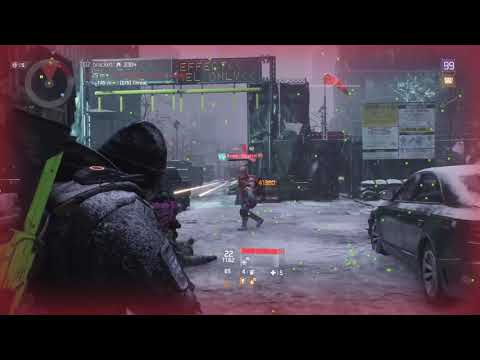 Tom Clancy's The Division™ Urban MDR Giving this shotgunner the business!