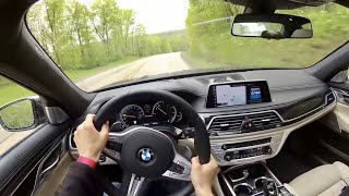 2017 BMW M760i xDrive - POV First Impressions (Binaural Audio)