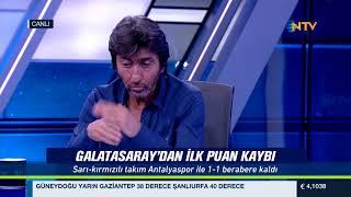 % 100 Futbol Antalyaspor - Galatasaray 10 Eylül 2017