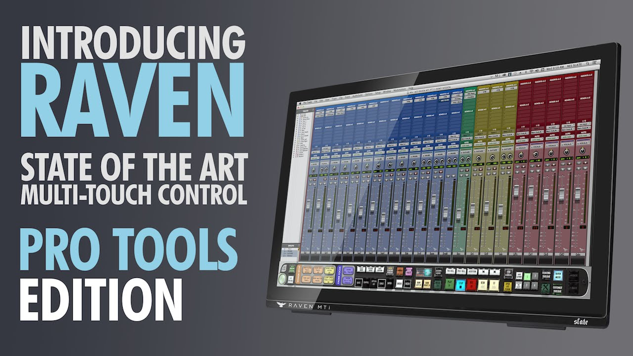 Taking Control of Pro Tools with a DAW Controller | Pro Tools Production