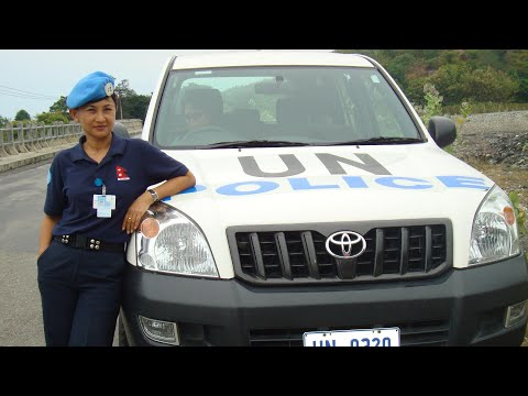 Thank you Nepal - UN Peacekeeping Service & Sacrifice