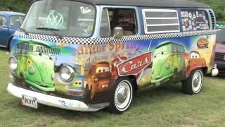 Volkswagen & Porsche Show de Coamo 2012