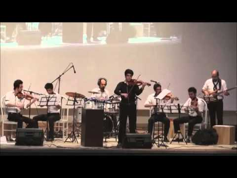 Juan Band - live in Isfahan University of Technology