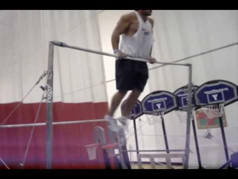 Javelin Gymnastics Training
