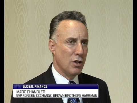 Marc Chandler, SVP foreign exchange, Brown Brothers Harriman
