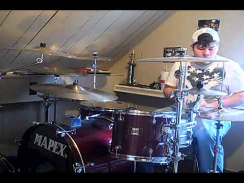 CASTING CROWNS -THE WORD IS ALIVE- DRUM COVER