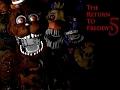 The Return to Freddy's 5 All Animatronics