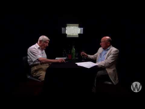 De kwestie Israël en de Palestijnse gebieden in 90 min; Dries van Agt en Hans Knoop