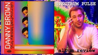 Gambar cover Danny Brown - uknowhatimsayin¿ - Album Review