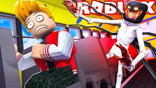I WENT ON THE SCHOOL RIDE.. BUT SOMETHING SCARY HAPPENED AT ROBLOX! (Field Trip)