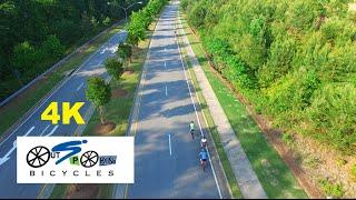 Outspokin' Bikes  - The Bluffs Group Ride 4k