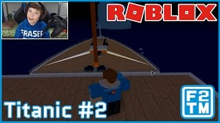 Roblox Titanic #2 | Kid Gaming Channel