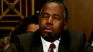 Sounds About Right: Ben Carson Promises NOT