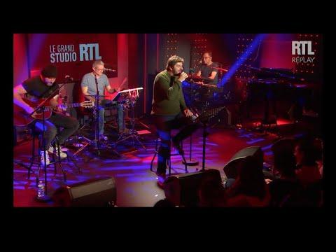Patrick Fiori - Les Gens Qu'On Aime (Live) - Le Grand Studio RTL