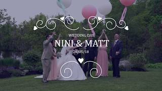 Nini & Matt's Wedding Film