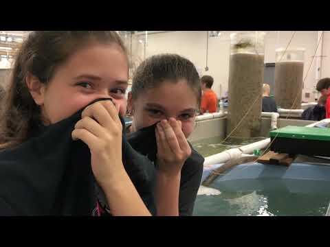 Sardis Middle School Marine Science Adventures Fall 2018