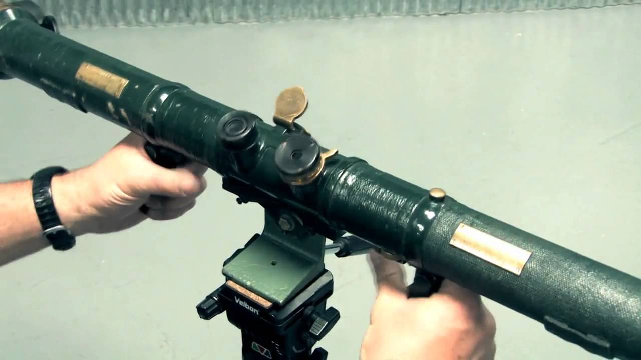 Entfernungsmesser Em 34 : Close up look of how a 1942 barr and stroud rangefinder works youtube