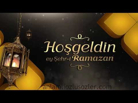 Resimli Ramazan ve Kadir Gecesi Sözleri